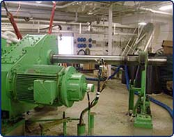 Commercial Ship Winches Repair