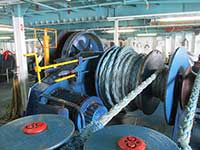 Commercial Vessel Mooring Winches