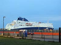 Ro-Pax cruise ferry Nova Star