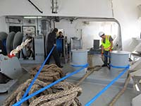 Nova Star mooring lines exchange