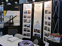 Cruise Ship Miami 2015 Booth