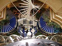 Cruise Ship Interior Rigging
