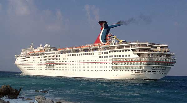 Carnival Cruise Lines- Fascination