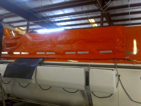Life Boat Cover/Entrance Tarp