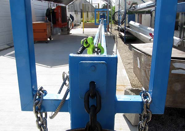 Torsion Tension Test Bed 2