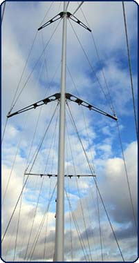 Sailing Yacht Rigging and Sails